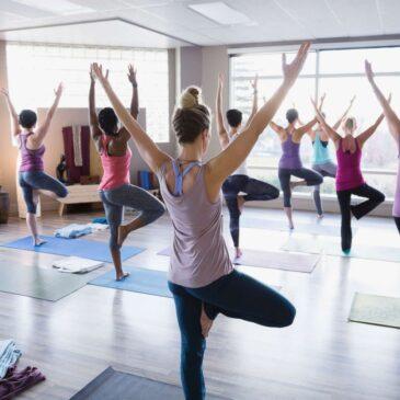 Bevæg dig – yoga