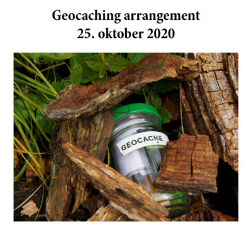 Geocaching instruktion