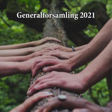 Referat fra generalforsamling den 18.8.2021