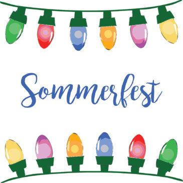 Sommerfest for medlemmer og påhæng