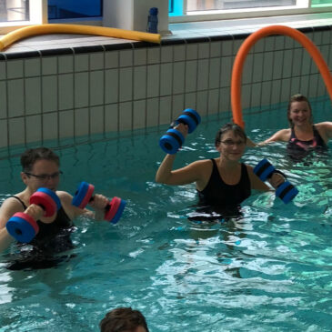 Aquagymnastik uge 25+26+27